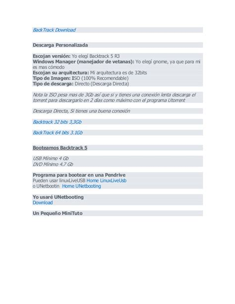 Backtrack 3 iso free download sourceforge - Recipesmanagers ml