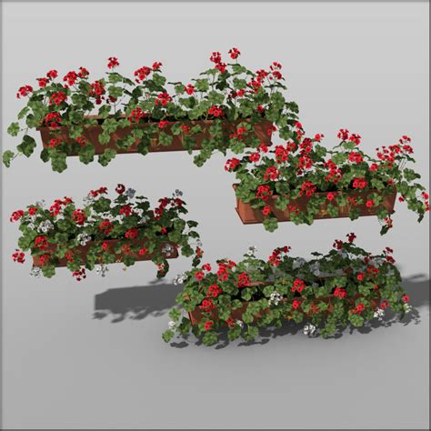 Flower 3d model free download id 3ds gsm open3dmodel